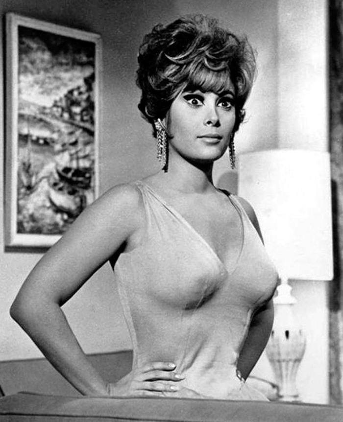 Jill St. John Actress