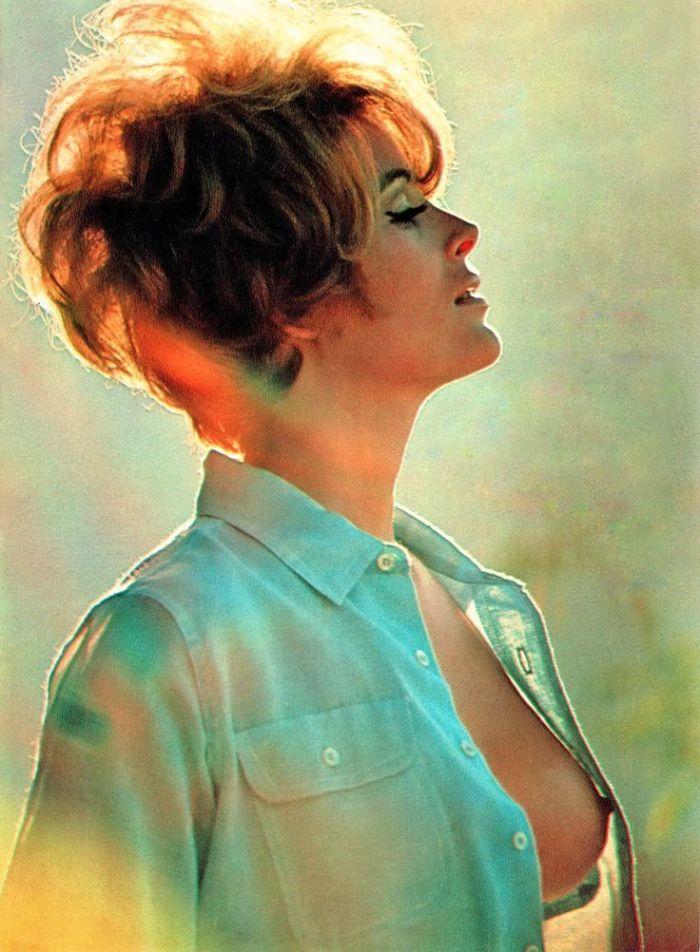 Jill St. John nude actress