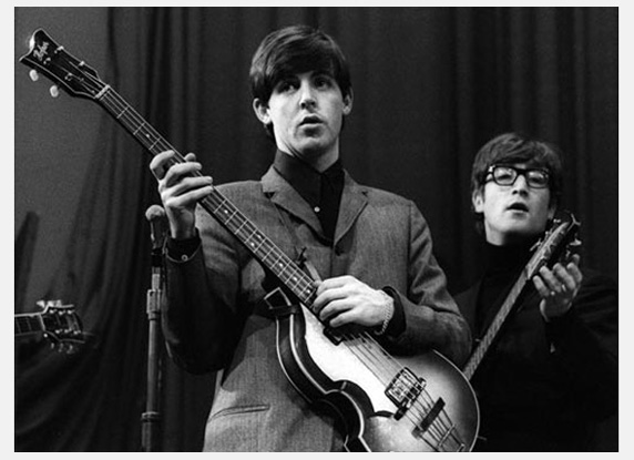John Lennon Paul McCartney 1965