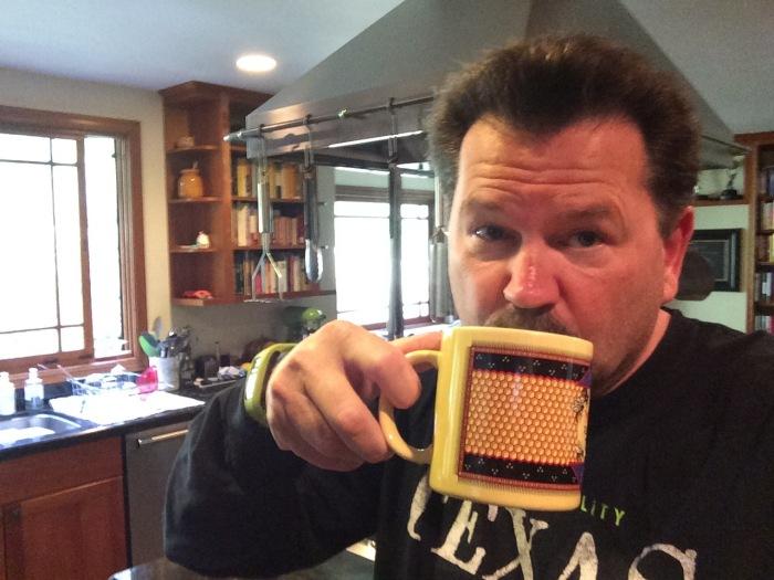 John Rieber cat poop coffee test