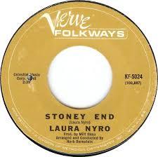 Laura Nyro single Stoney End