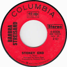 Laura Nyro Stoney End Barbra Streisand