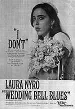 Laura Nyro Wedding Bell Blues