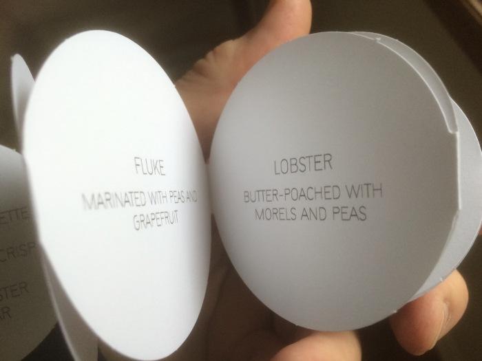 Lobster menu circle EMP