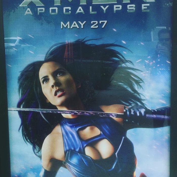 Olivia Munn X-Men movie