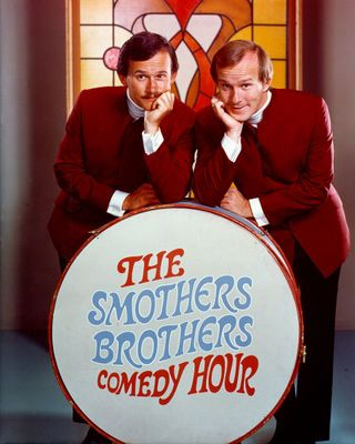 The Smothers Brothers TV show