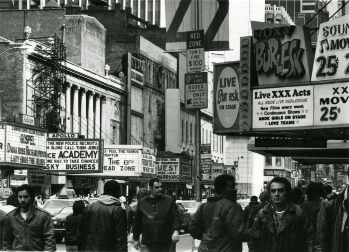 Times Square Grindhouse 1983