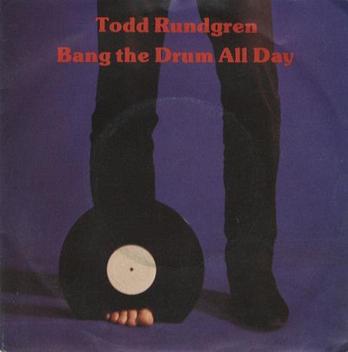 Todd Rundgren - Bang The Drum All Day
