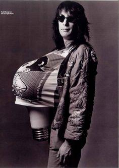 Todd Rundgren Tortured Artist picture