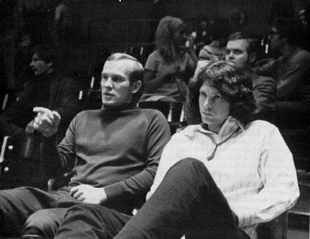 Tommy Smothers The Doors Jim Morrison
