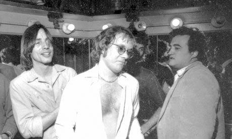 Warren-Zevon--John-Belushi and Jackson Browne