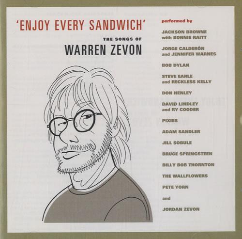 Warren+Zevon+Enjoy+Every+Sandwich+The+Songs+477256