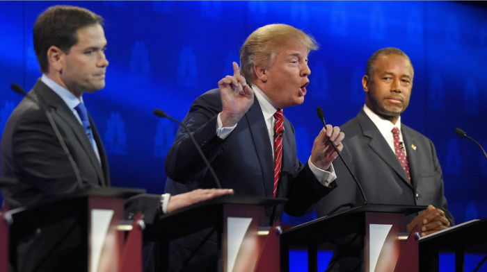 worst 2016 presidential debate moments