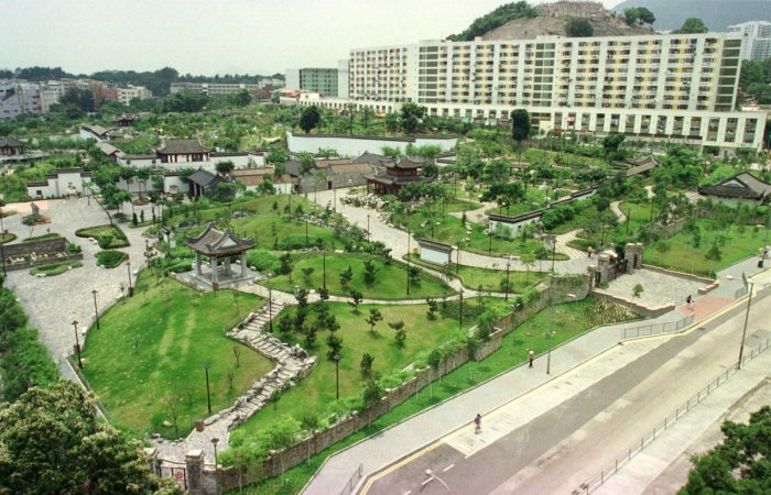 after-the-city-was-torn-down-in-1994-the-country-built-a-park-in-its-place-today-kowloon-park-attracts-photographers-birdwatchers-and-tourists-looking-for-a-relaxing-trip--with-plenty-of-room--through-scenic-hong-kong
