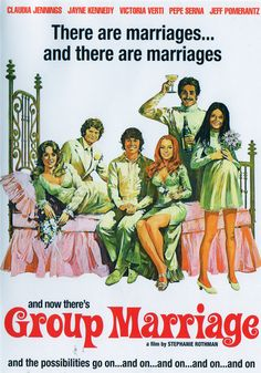 Claudia Jennings Group Marriage