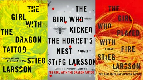 Dragon Tattoo books