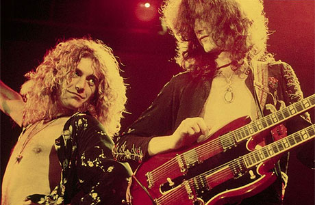 Led Zeppelin remastered