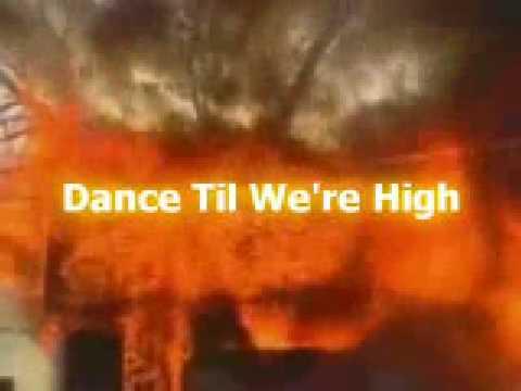 Paul McCartney Dance Til We're High