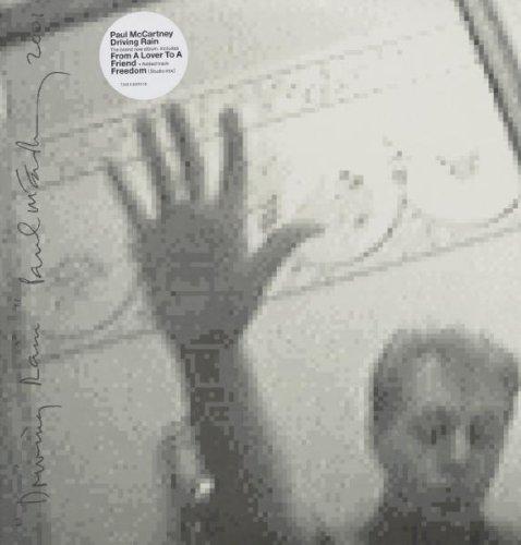 Paul McCartney Driving Rain album cover