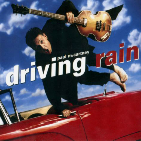 Paul McCartney Driving Rain tour