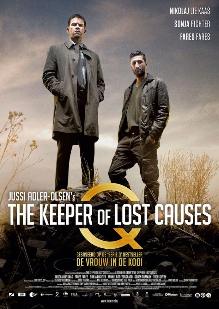 The keeper of lost causes movie