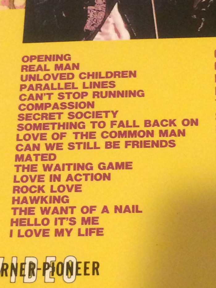 Todd Rundgren concert tour