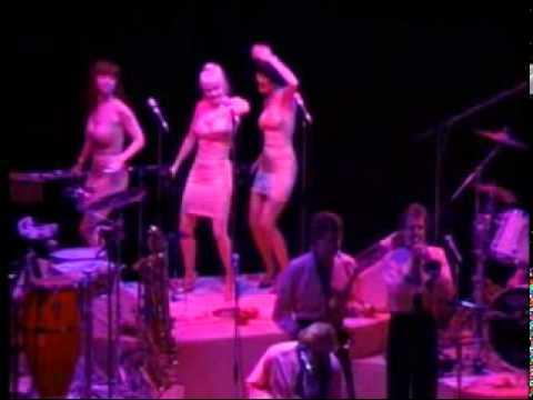 Todd Rundgren live 1990