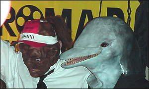 Troma Dolphinman