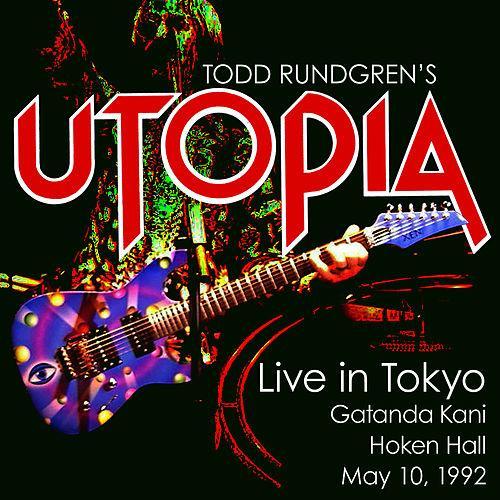 Utopia live 1992 Tokyo