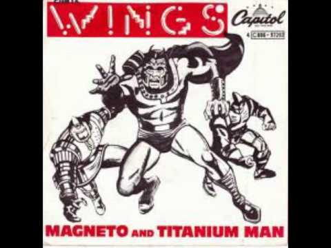 Wings Magneto and Titanium Man