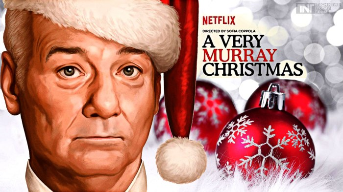 a-very-murray-christmas-to-be-aired-on-netflix-today