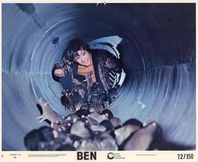 BEN 1972 film