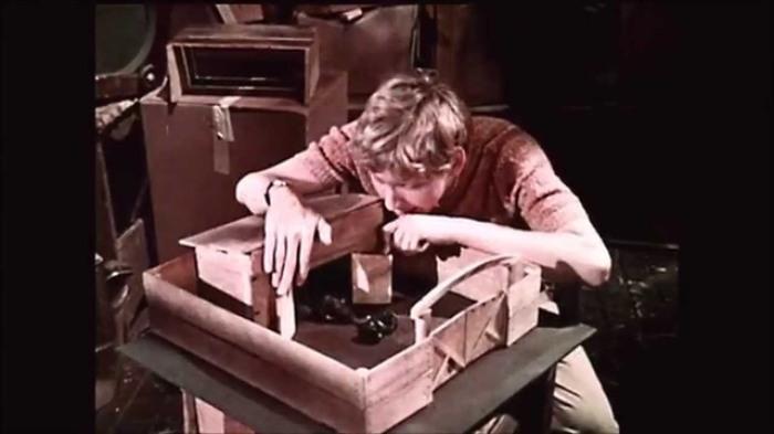 Bruce Davison rat movie Willard