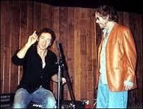 Bruce Springsteen Warren Zevon