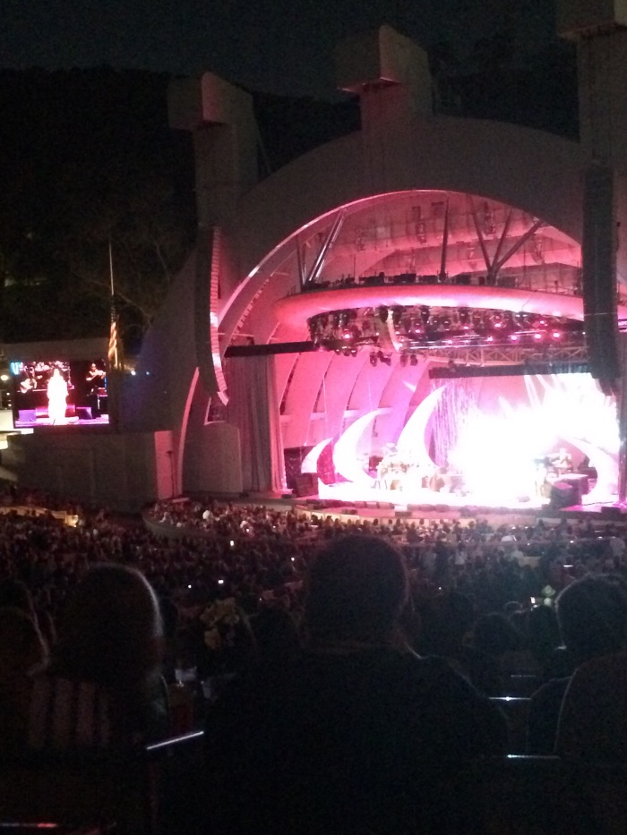 Diana Ross review The Hollywood Bowl