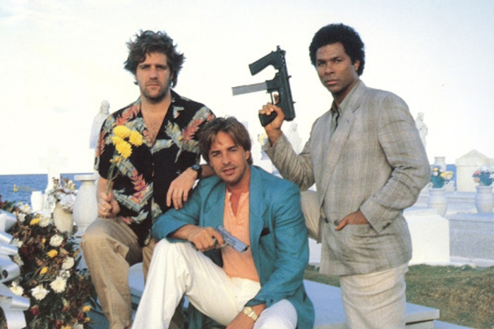 Glenn Frey Miami Vice cast