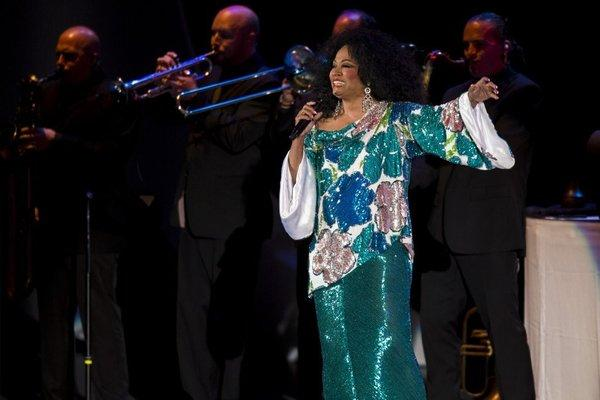 LA Times review Diana Ross