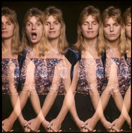 Linda McCartney at the speed of sound