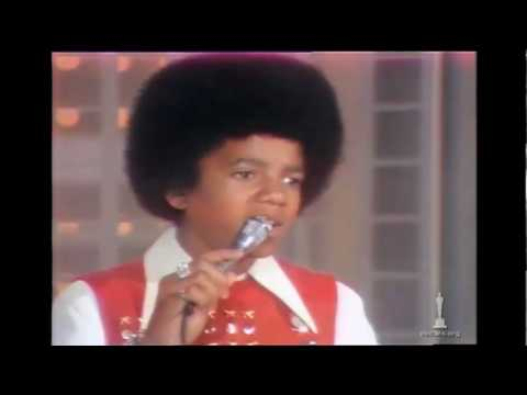 Michael Jackson academy Awards 1972 Ben