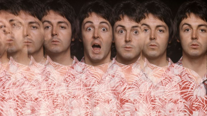 Paul McCartney At The Speed Of Sound