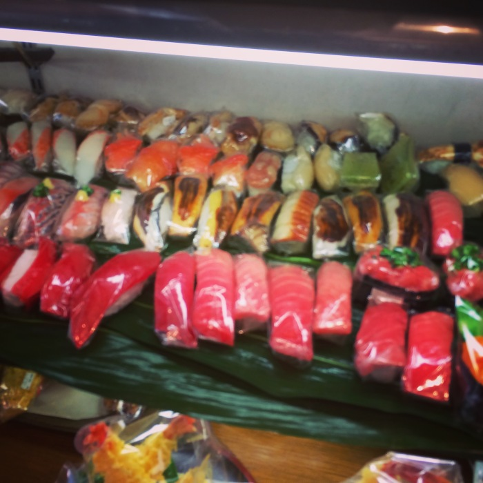 plastic sushi kappabashi tokyo