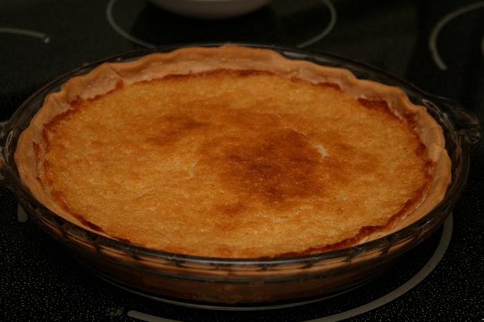 President John Tyler pie