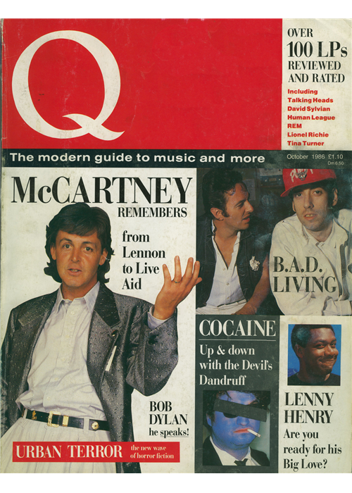 q-mag-001 Paul McCartney