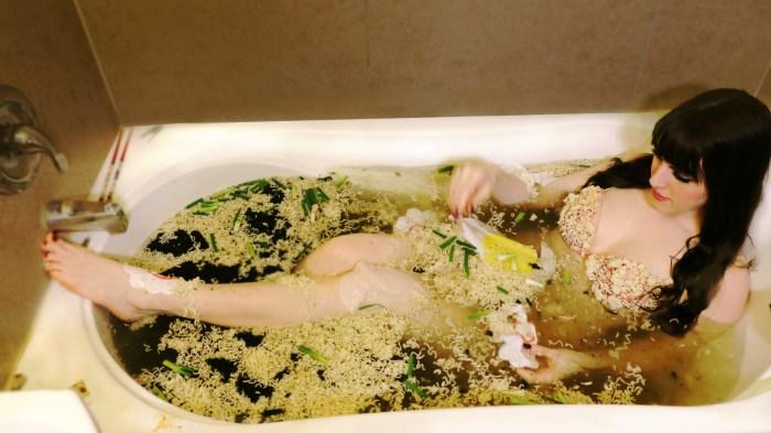 Ramen Noodle Baths
