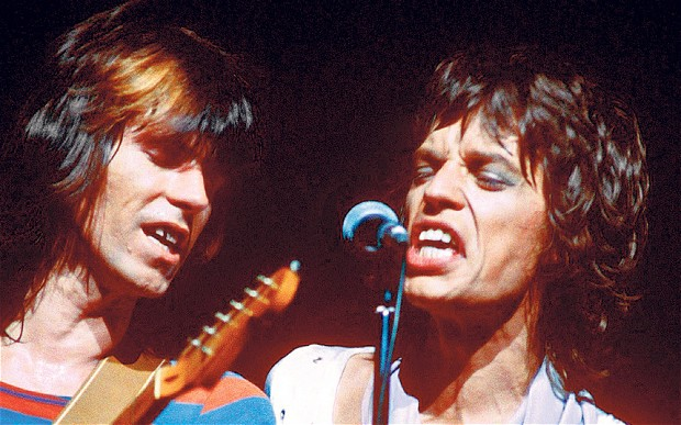 mick jagger keith richards