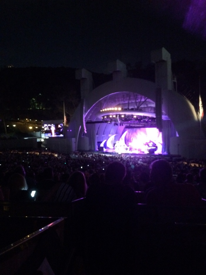 The Hollywood Bowl Diana Ross review