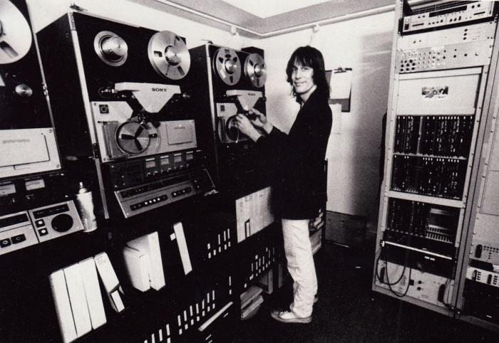 Todd Rundgren in the Studio