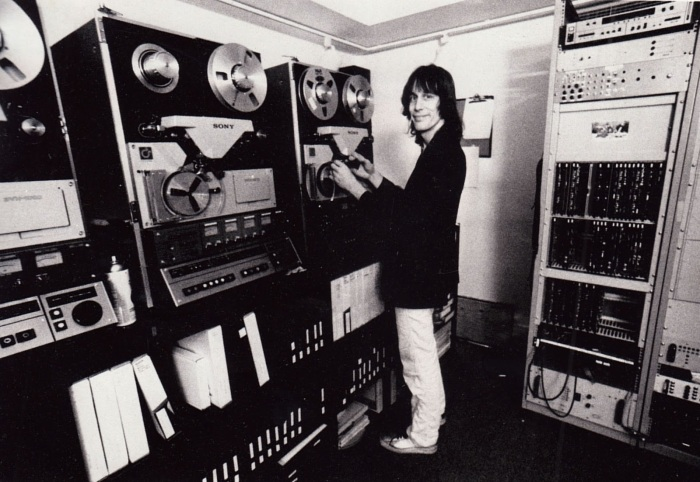 Todd Rundgren in the Studio