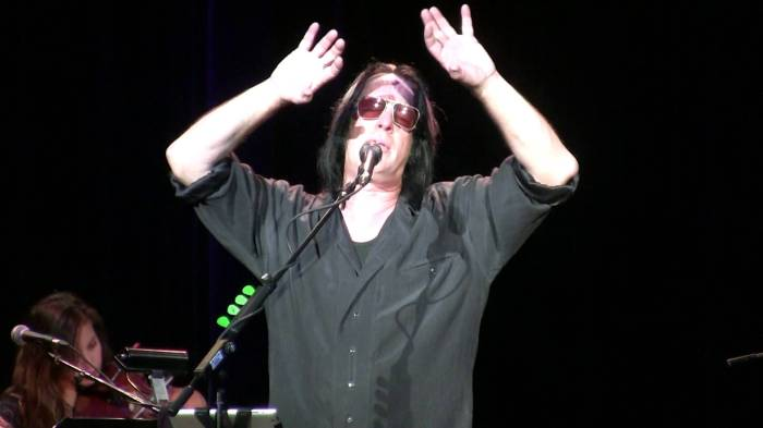 Todd Rundgren Pretending To Care