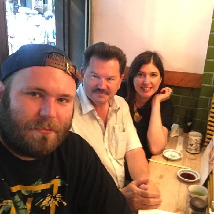 us at tokyo breakfast sushi